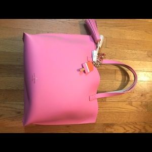 new Kate Spade New York Foster Court pink purse
